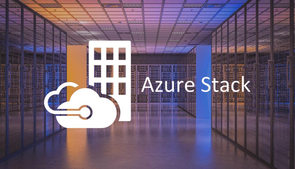Microsoft Azure Stack: o que é?
