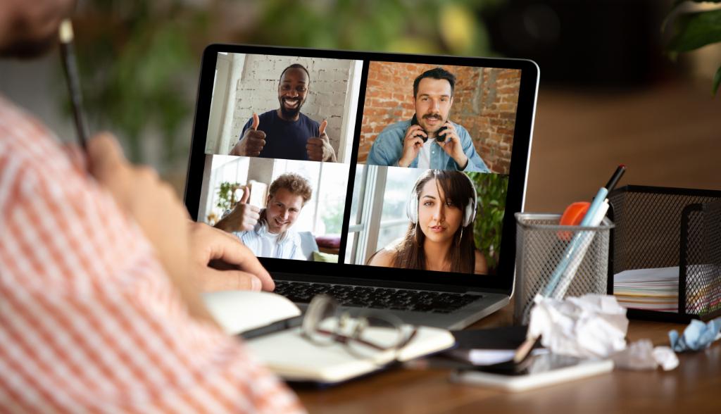 5 dicas para uma boa reunião remota