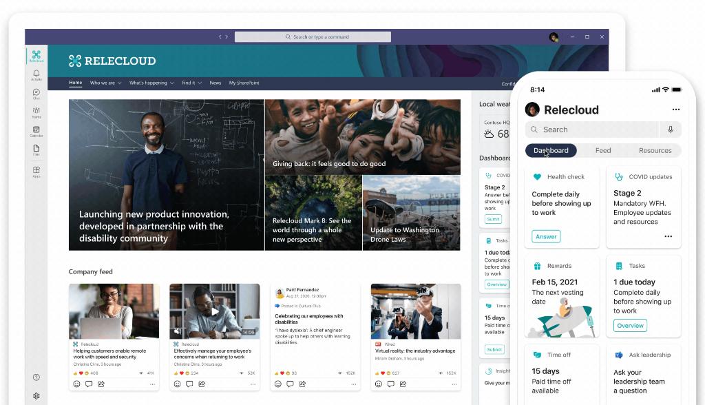 Microsoft Viva: conheça a nova ferramenta!